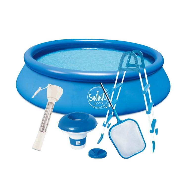 Bazén Swing Splash s příslušenstvím