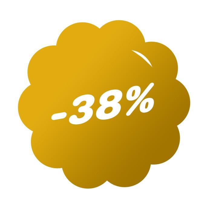 Sleva 38% pro nové předplatitele