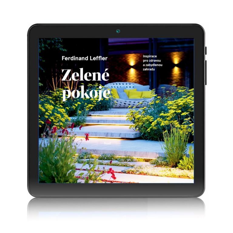 E-kniha Zelené pokoje v hodnotě 299 Kč