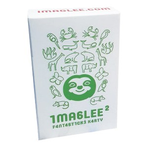 Balíček fantastických karet Imaglee