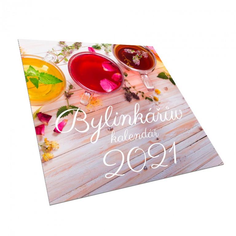 Kalendář na rok 2021 v hodnotě 99,90 Kč