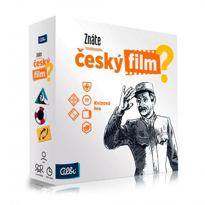 Znáte český film? v hodnotě 699 Kč