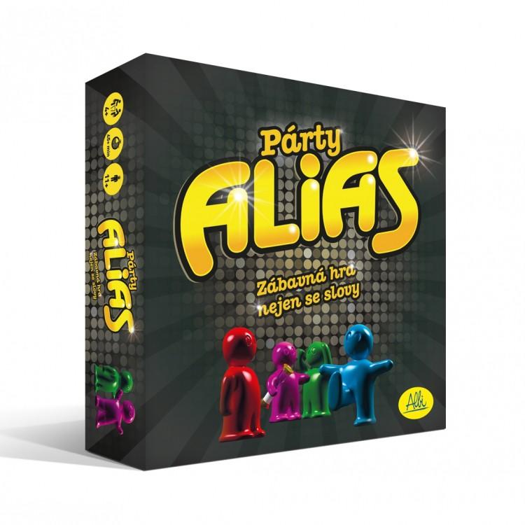 Párty Alias v hodnotě 599 Kč