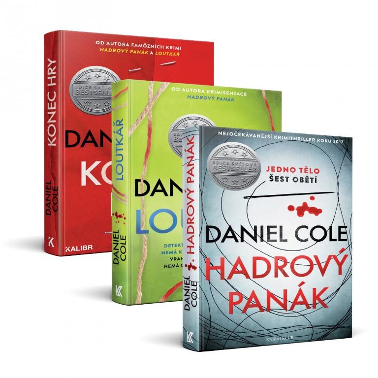 Sada bestsellerů Daniela Colea