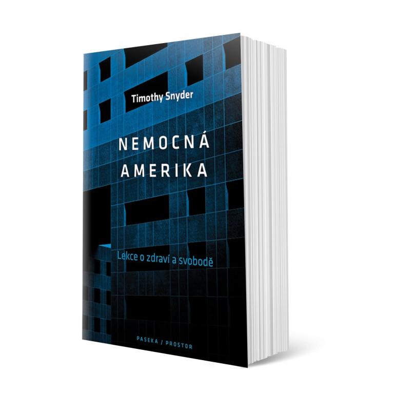 Nemocná Amerika v honodtě 239 Kč