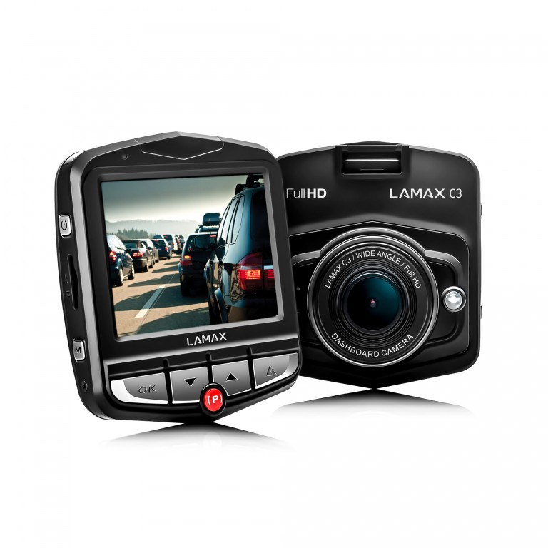Autokamera LAMAX C3 v hodnotě 1 190 Kč