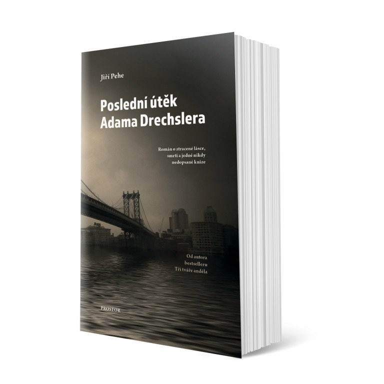 Poslední útěk Adama Drechslera v hodnotě 297 Kč