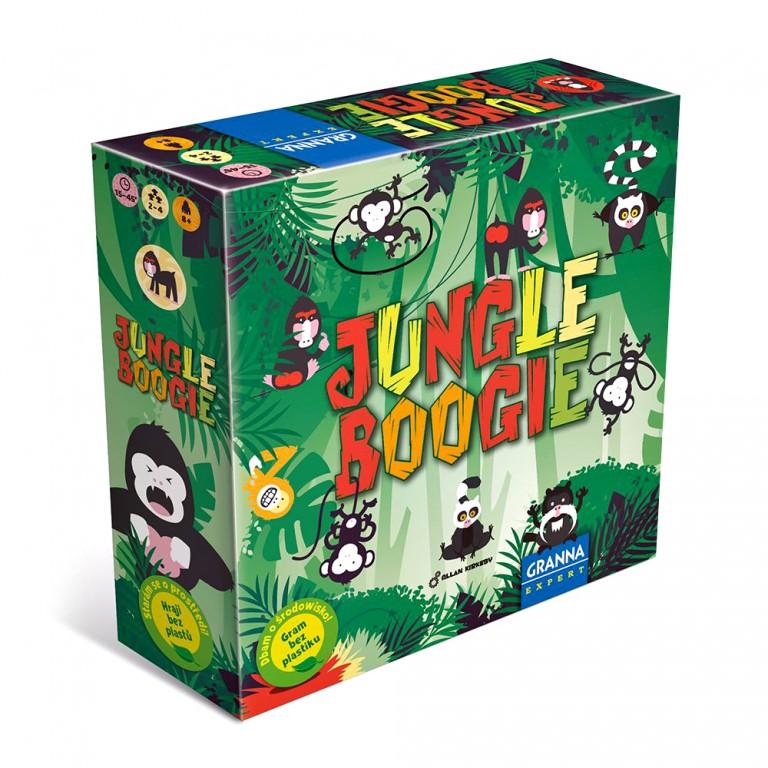 Jungle Boogie v hodnotě 699 Kč