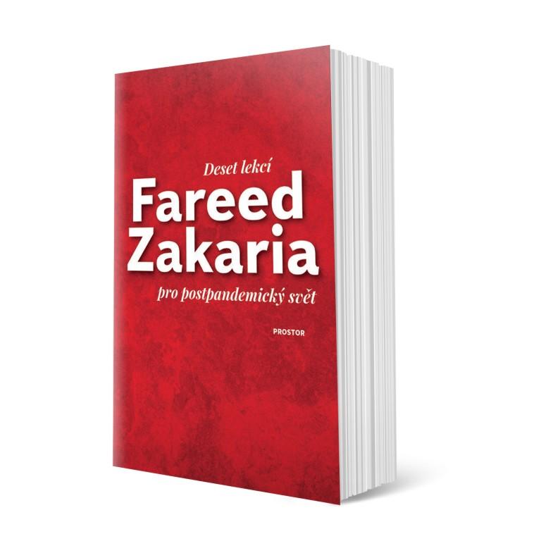 Fareed Zakaria: Deset lekcí pro postpandemický svět v hodnotě 397 Kč