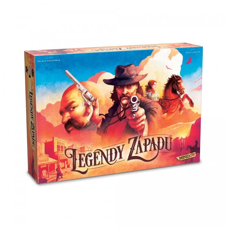 Hra Legendy západu v hodnotě 1 599 Kč