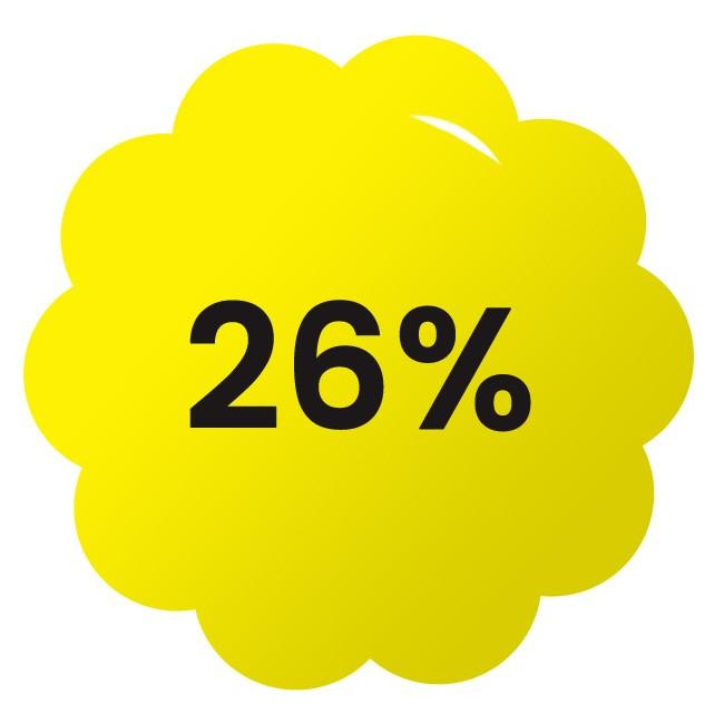Sleva 26 % pro nové předplatitele