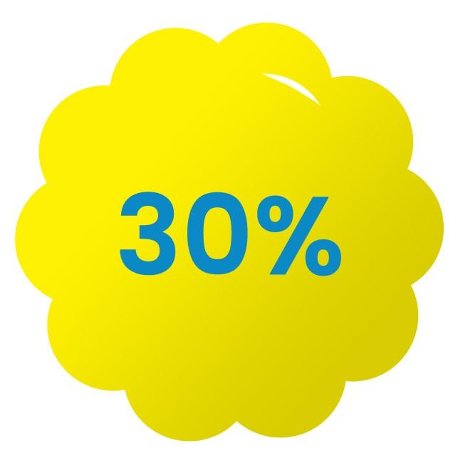 Roční předplatné se slevou 30 %