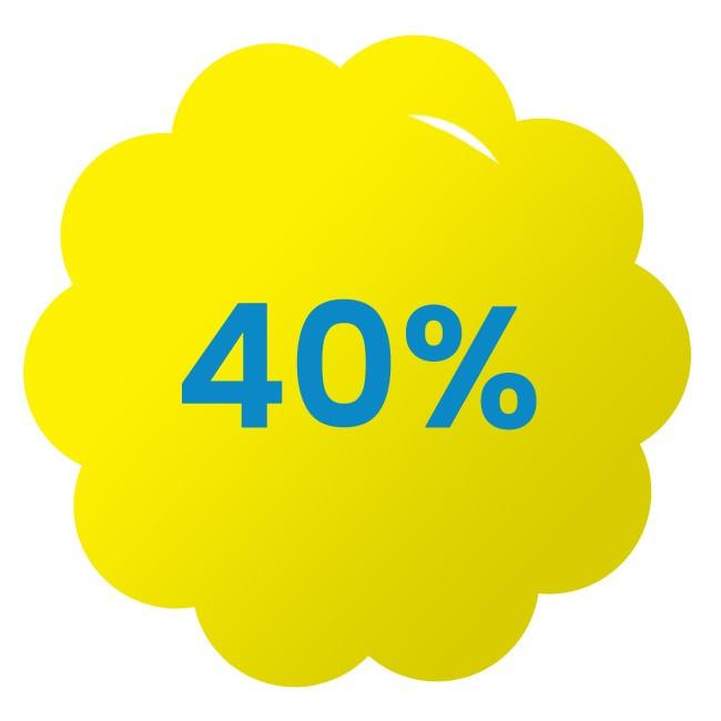 Sleva 40 % pro nové předplatitele