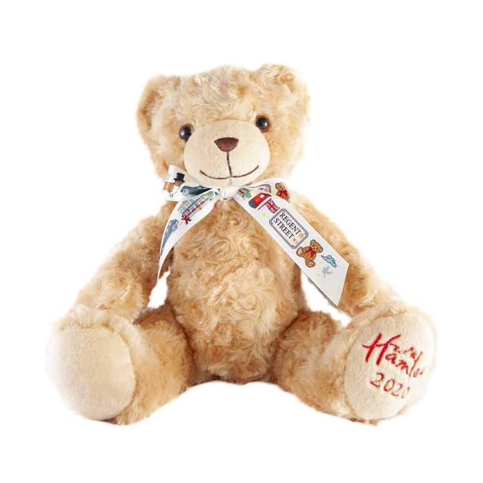 Medvídek Hamleys v hodnotě 500 Kč