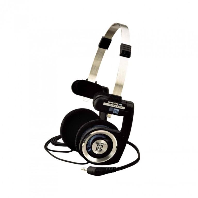 Legendární sluchátka Koss Porta Pro