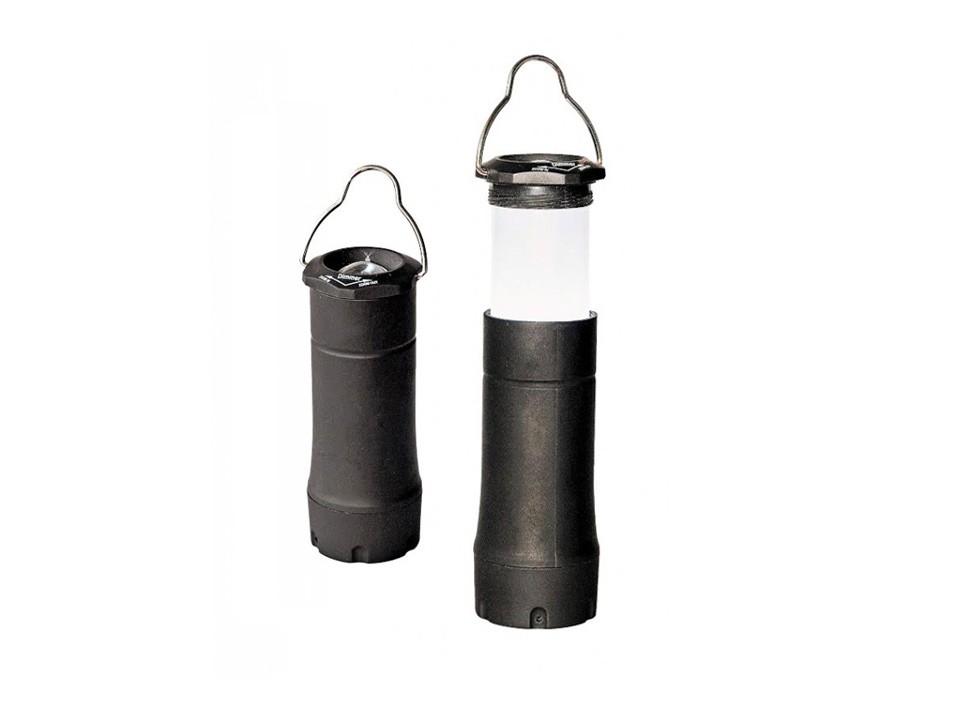 Užitečná baterka a lampička v jednom