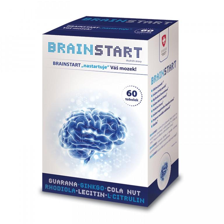 Doplněk stravy BRAINSTART v hodnotě 900 Kč