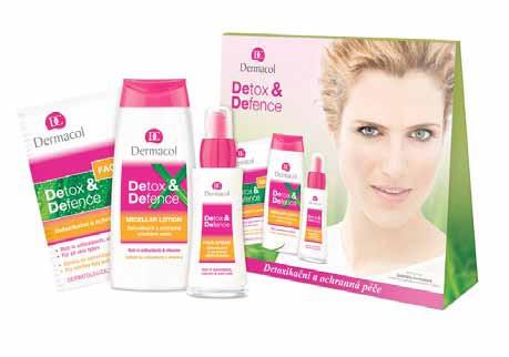 Kosmetika Dermacol v hodnotě 400 Kč