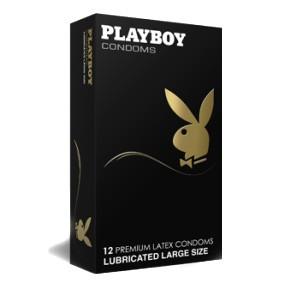 60 kondomů Playboy v hodnotě 1150 Kč