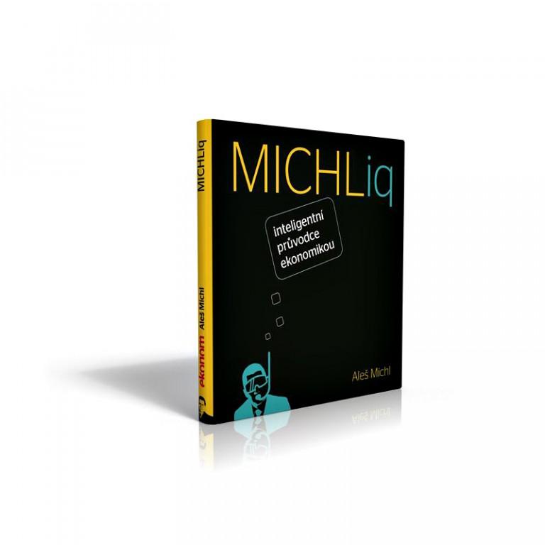 Kniha Michliq v hodnotě 299 Kč