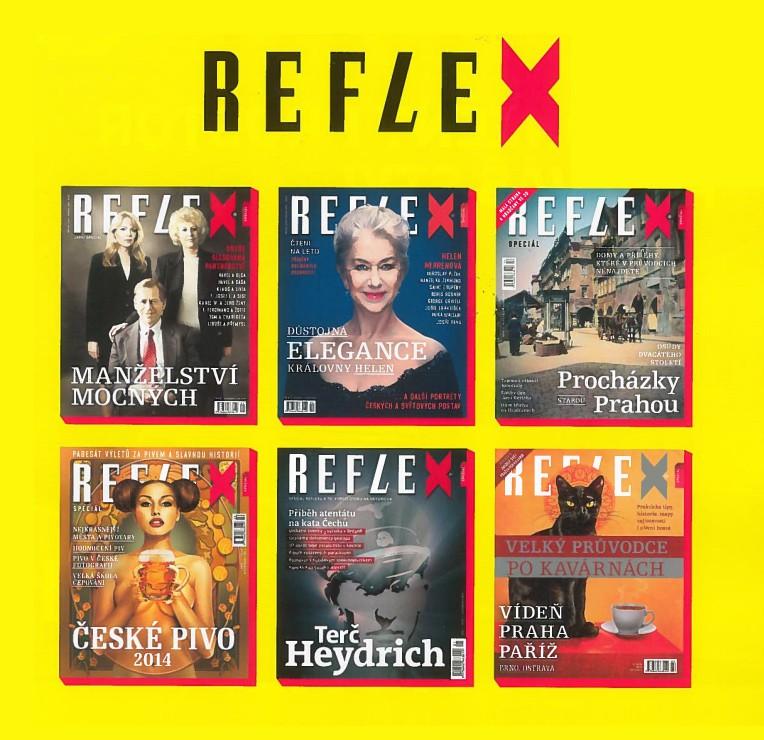 Šest speciálů Reflexu