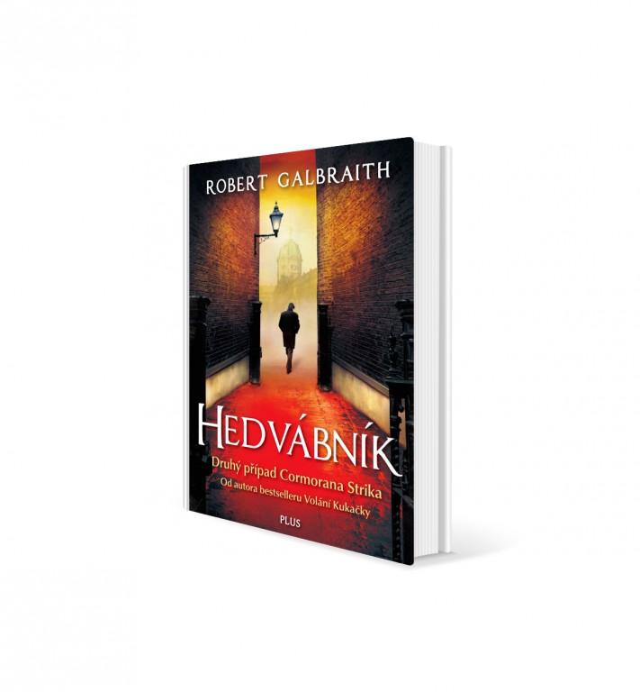 Kniha Hedvábník od J.K. Rowling