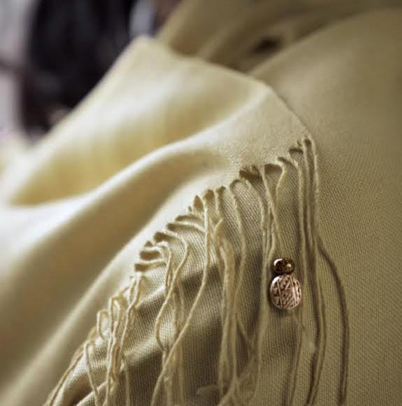 Bavlněný šátek UNICEF