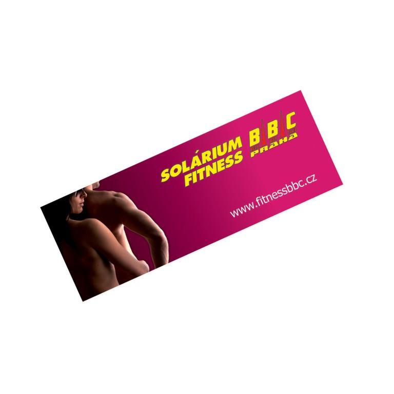Volňásek do fitness BBC