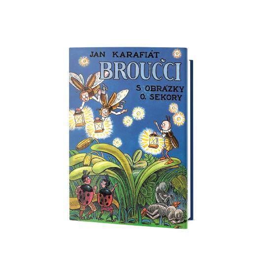 Kniha Broučci v hodnotě 199 Kč