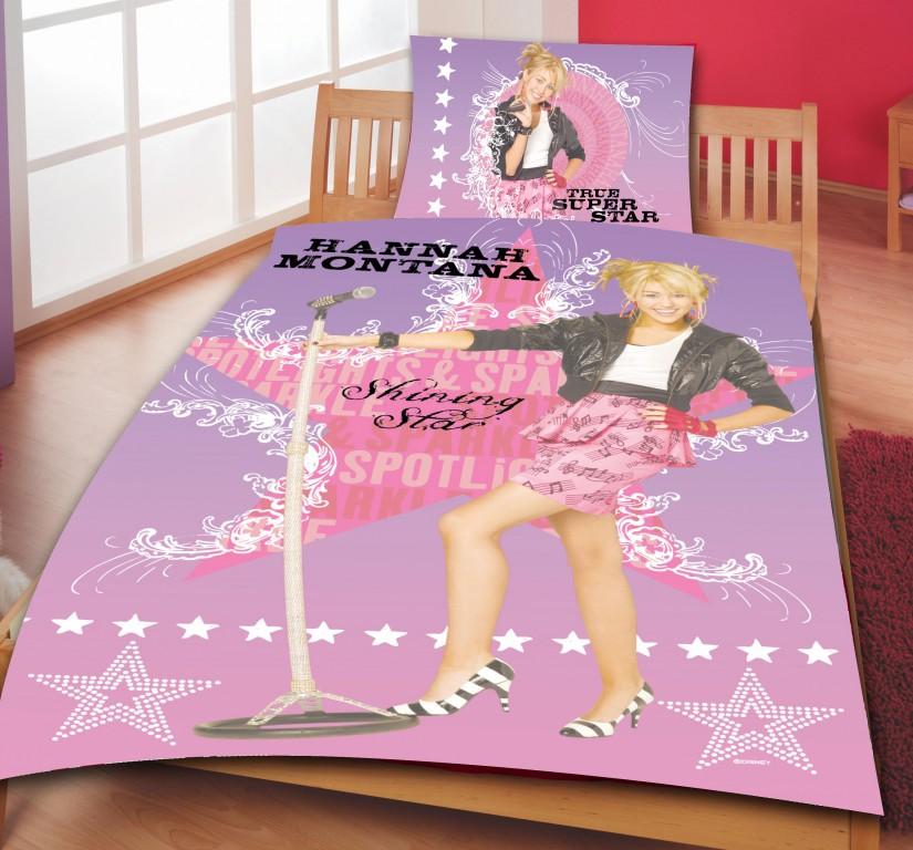 Povlečení Hannah Montana v hodnotě 845 Kč