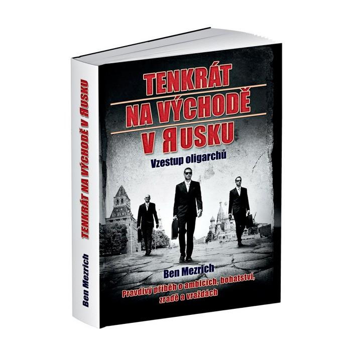 Kniha Tenkrát na východě v Rusku v hodnotě 269 Kč