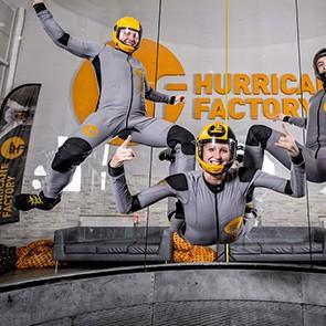Zařazení do soutěže o Hurricane Factory