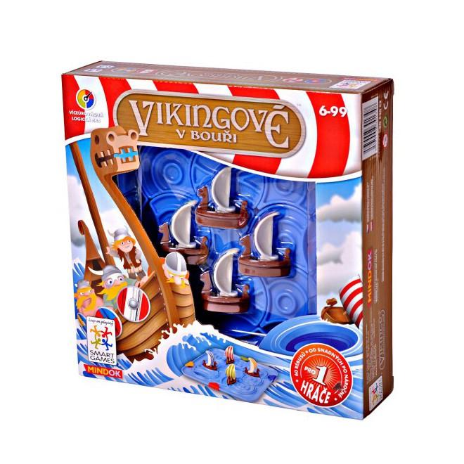 Vikingové v bouři v hodnotě 299 Kč