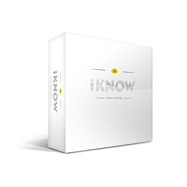 Stolní hra iKnow v hodnotě 799 Kč
