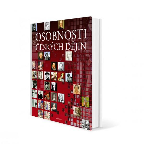 Kniha Osobnosti českých dějin v hodnotě 999 Kč