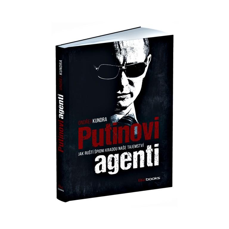 Kniha Putinovi agenti v hodnotě 299 Kč