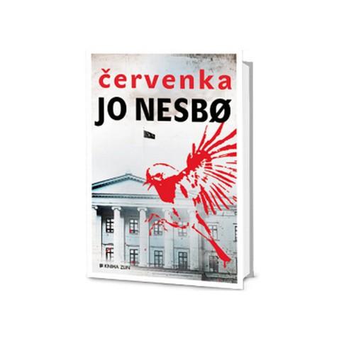 Kniha Červenka od Jo Nesbø