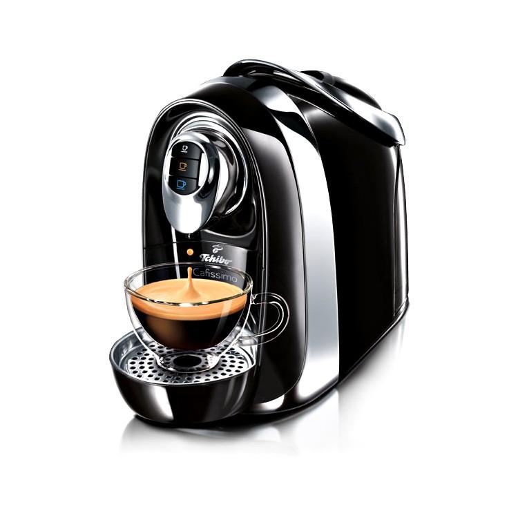 Kávovar Tchibo Caffisimo Compact