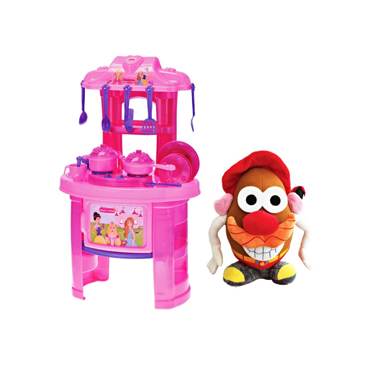 Sada hraček pro holky