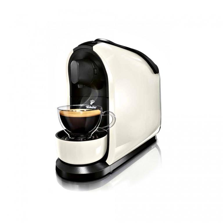 Kávovar Tchibo Cafissimo Pure v hodnotě 2499 Kč (bílý)