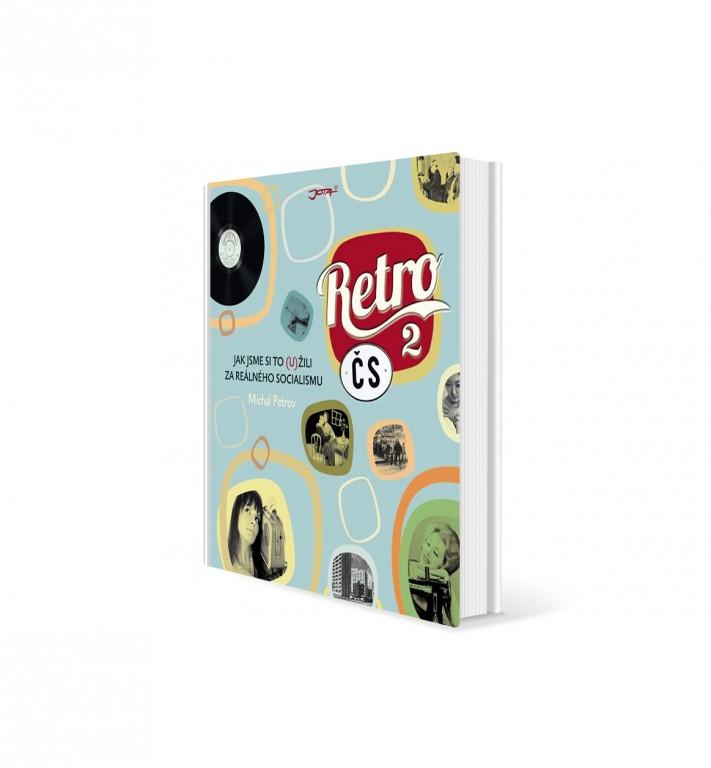 Kniha Retro ČS 2 v hodnotě  498 Kč