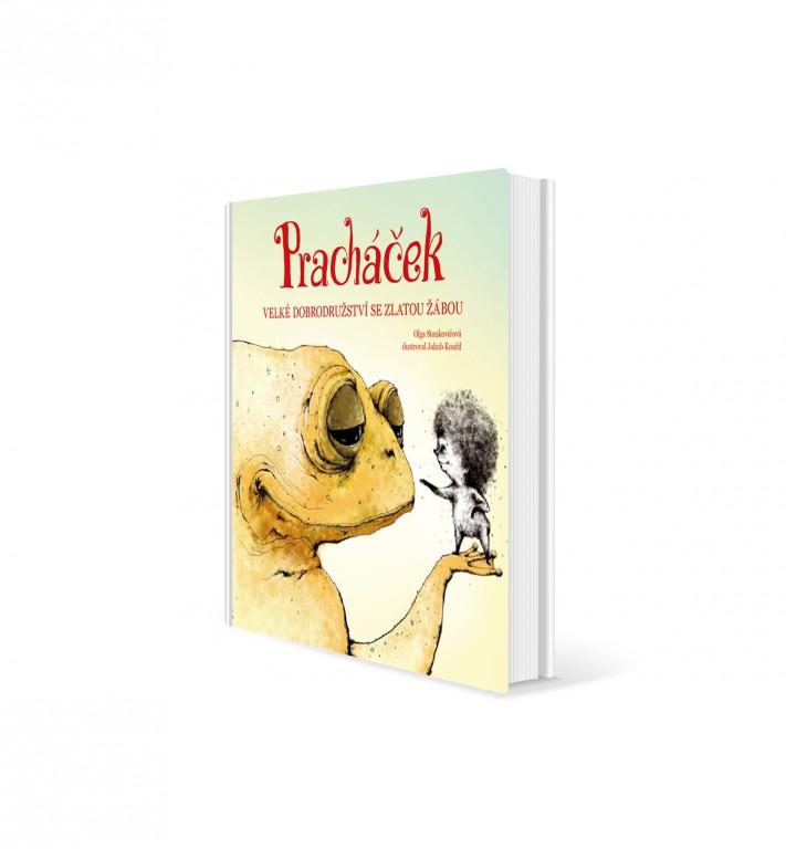 Pohádková kniha Pracháček