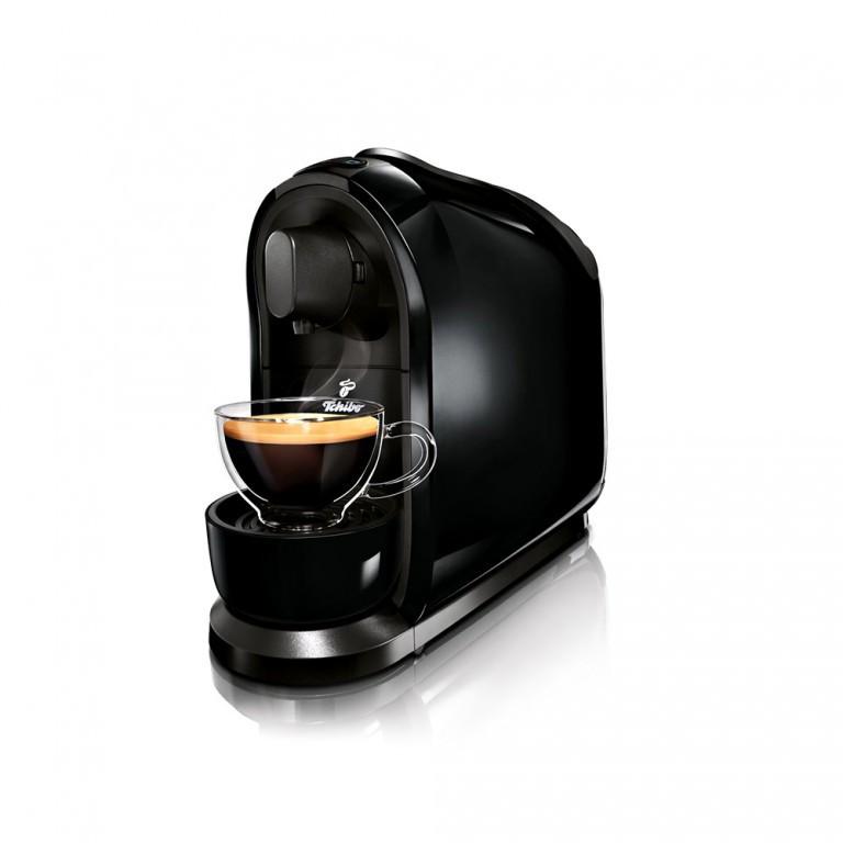 Kávovar Tchibo Cafissimo Pure v hodnotě 2499 Kč (černý)
