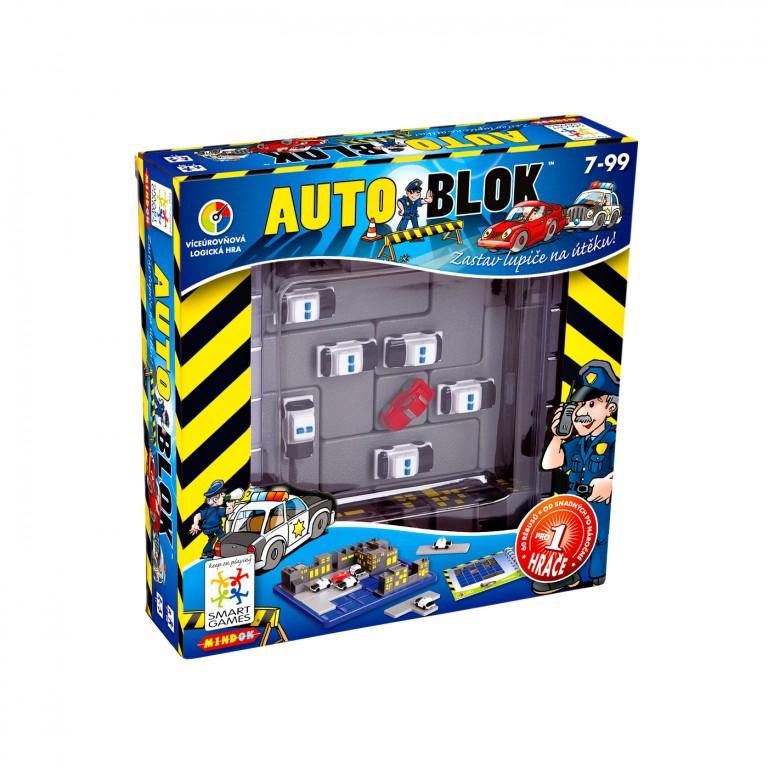Auto Blok v hodnotě 499 Kč