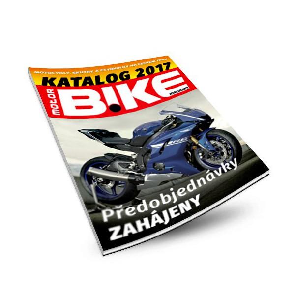Katalog motocyklů 2017