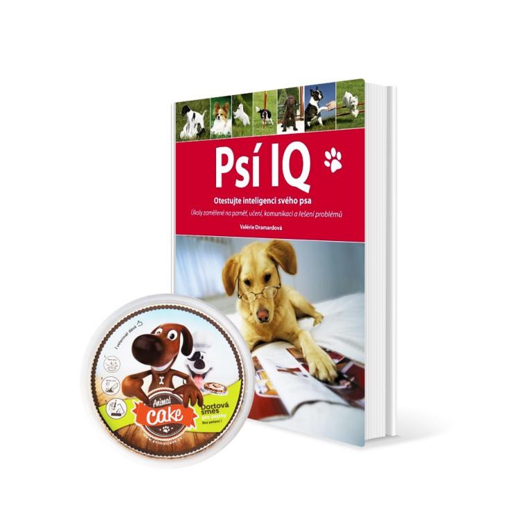 Dort pro psy a kniha Psí IQ