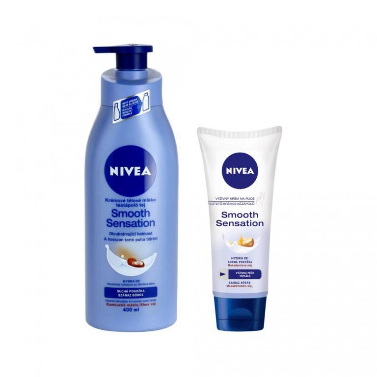 Kosmetika Nivea v hodnotě 274 Kč