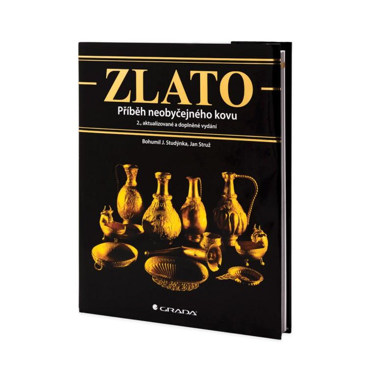 Kniha Zlato: Příběh neobyčejného kovu