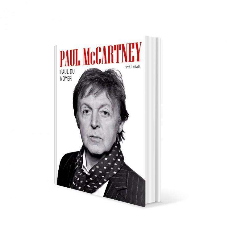 Kniha Paul McCartney