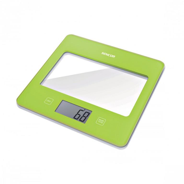Digitální kuchyňská váha Sencor